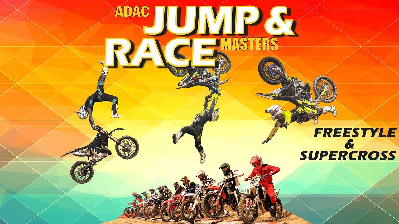 Verlegung ADAC JUMP & RACE MASTERS 2022